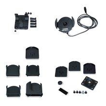 Dension IPO3CR9 9 контактный автомобильный держатель с комплектом адаптеров - Краткое описание