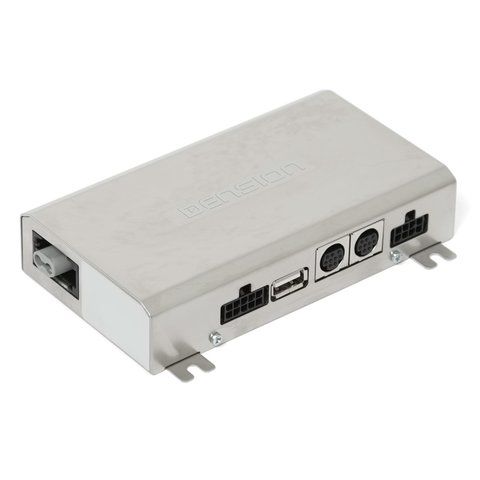 Автомобильный USB iPod адаптер  Dension Gateway 500 для BMW с активатором GW51MBE