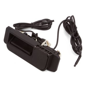 Моторизованная камера заднего вида для Mercedes-Benz C, CLA, S-класса