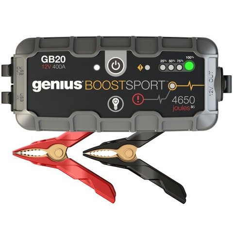 Пускозарядное устройство для автомобильного аккумулятора GB20