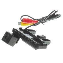 Камера заднего вида в ручку багажника для Mercedes Benz B, E класса - Краткое описание