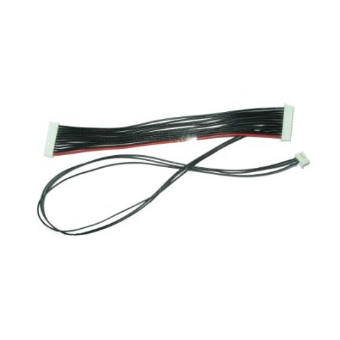 Flexible QVI Cable for Car Video Interface for Volkswagen with RNS 510 (HBUTTO0003)