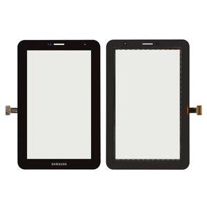 Touchscreen for Samsung P3100 Galaxy Tab2 , P3110 Galaxy Tab2 , P3113 Tablets, (black, (version 3G))