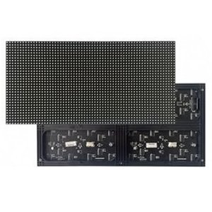 Indoor LED Module (RGB SMD3528, 384 × 192 mm, 64 × 32 dots, IP20, 1800 nt)