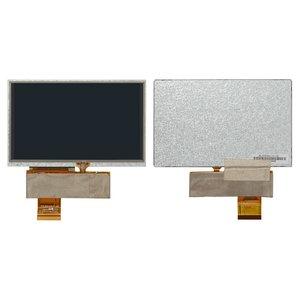 Pantalla para navegadores para automóviles Navi N50 HD; GPS 5,0' HD, con cristal táctil, 5.0