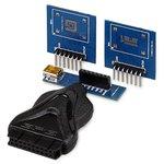 Adaptador EMMC Z3X JTAG Pro 3 en 1