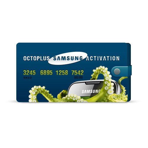 Активація Samsung для Octoplus