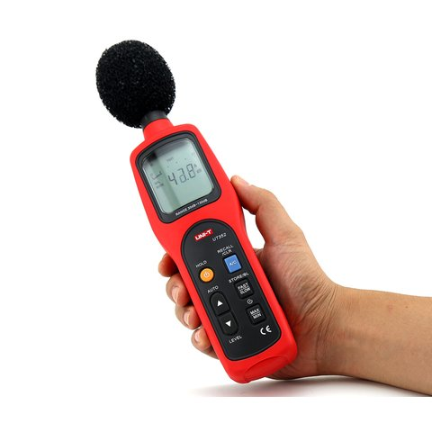 Цифровий шумомір UNI T UT352