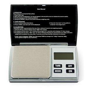 Кишенькові електронні ваги  YF-W5 200 г/0,01 г