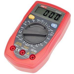 Карманный цифровой мультиметр UNI-T UTM 133C (UT33C)