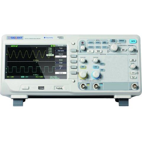 Цифровий осцилограф SIGLENT SDS1102CFL