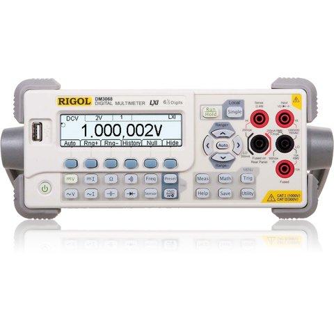 Цифровий прецизійний мультиметр RIGOL DM3068