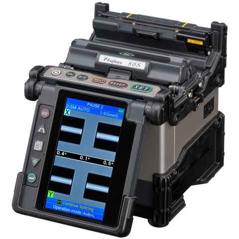 Зварювальний апарат для оптоволокна Fujikura 80S+