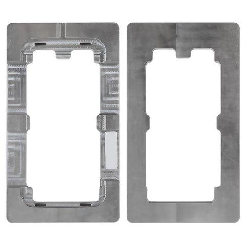 Алюмінієвий фіксатор дисплейного модуля для Samsung I9500 Galaxy S4, I9505 Galaxy S4