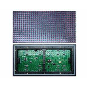 LED-модуль для рекламы P10-1W (320 × 160 мм, 32 × 16 точек, IP65, 6500 нт)