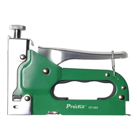 Степлер для прокладання кабелю Pro'sKit CP 395
