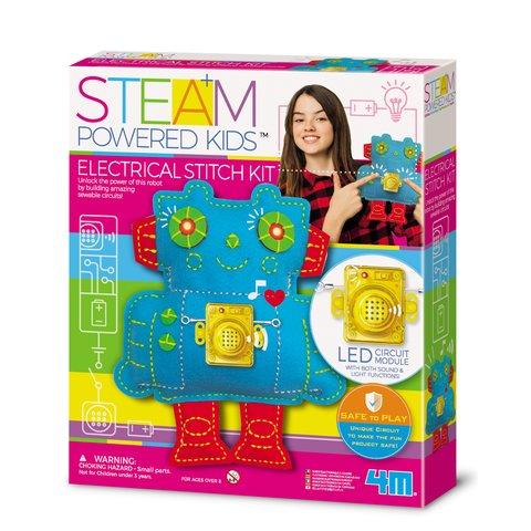 STEAM-набор 4M Сшей робота 00-04911