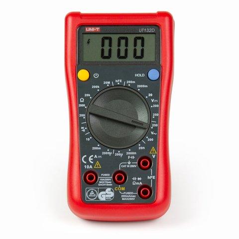 Digital Multimeter UNI T UT132D